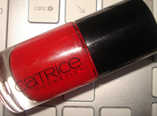 "Smalto Catrice #060 ""Bloody Mary"