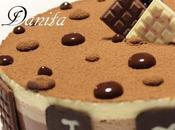 Bavarese cioccolati Montersino, base croccante