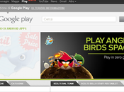 Google Play Store accedibile direttamente dalla Toolbar