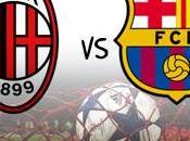 Milan Barcellona. Tutti modi vedere match.