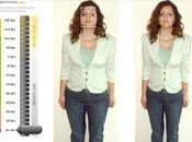 Diventare magri virtualmente WeightMirror
