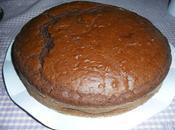 Torta rustica alla birra, cacao pere