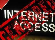 Pericolo censura chiusura della rete Italia