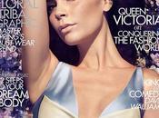 Victoria Beckham indossa Prada Harper's Bazaar Maggio 2012