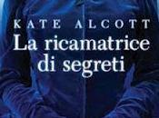 "Recensione ricamatrice segreti"" Kate Alcott (Tre60)"