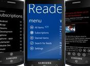 Leggere feed Windows Phone Reader2Go