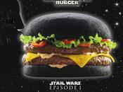 L'Hamburger Darth Vader