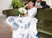 matrimonio stile Audrey bianco
