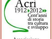 Francobollo Acri: Associazione Fondazioni Casse Risparmio S.p.A.
